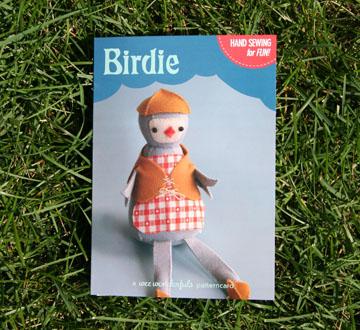 Birdie Patterncard