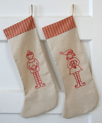 Elf Stitchettes