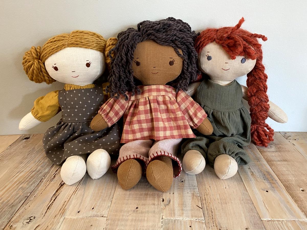 Kit, Chloe & Louise