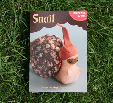Snail Patterncard
