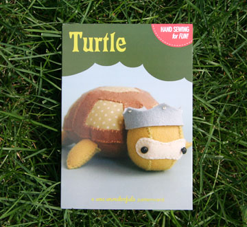 Turtle Patterncard