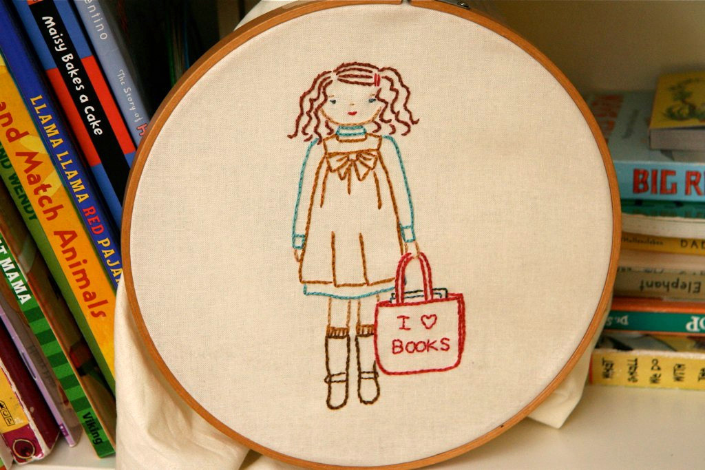 embroidery design at wee wonderfuls