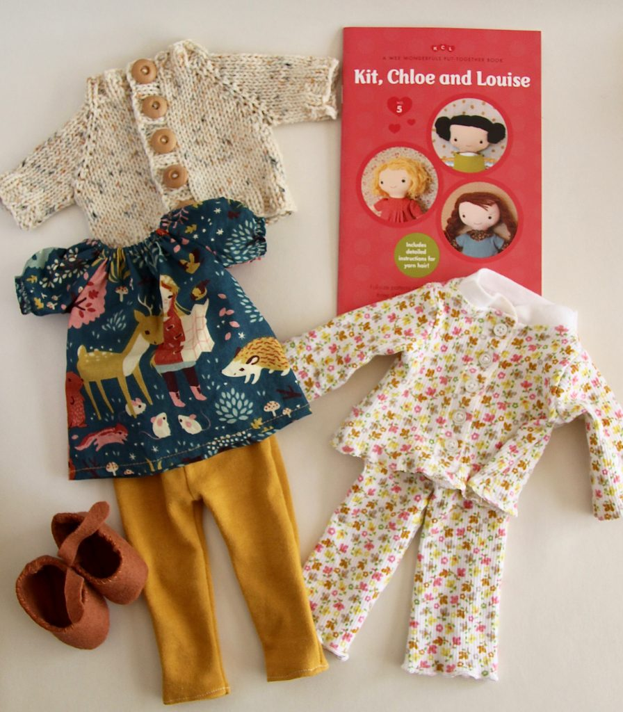 doll clothes sewing patterns at wee wonderfuls