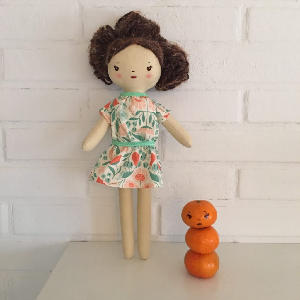handmade doll wee wonderfuls original