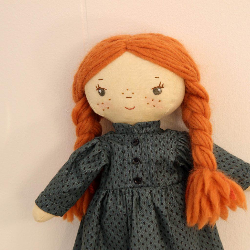 Anne Green Gables doll