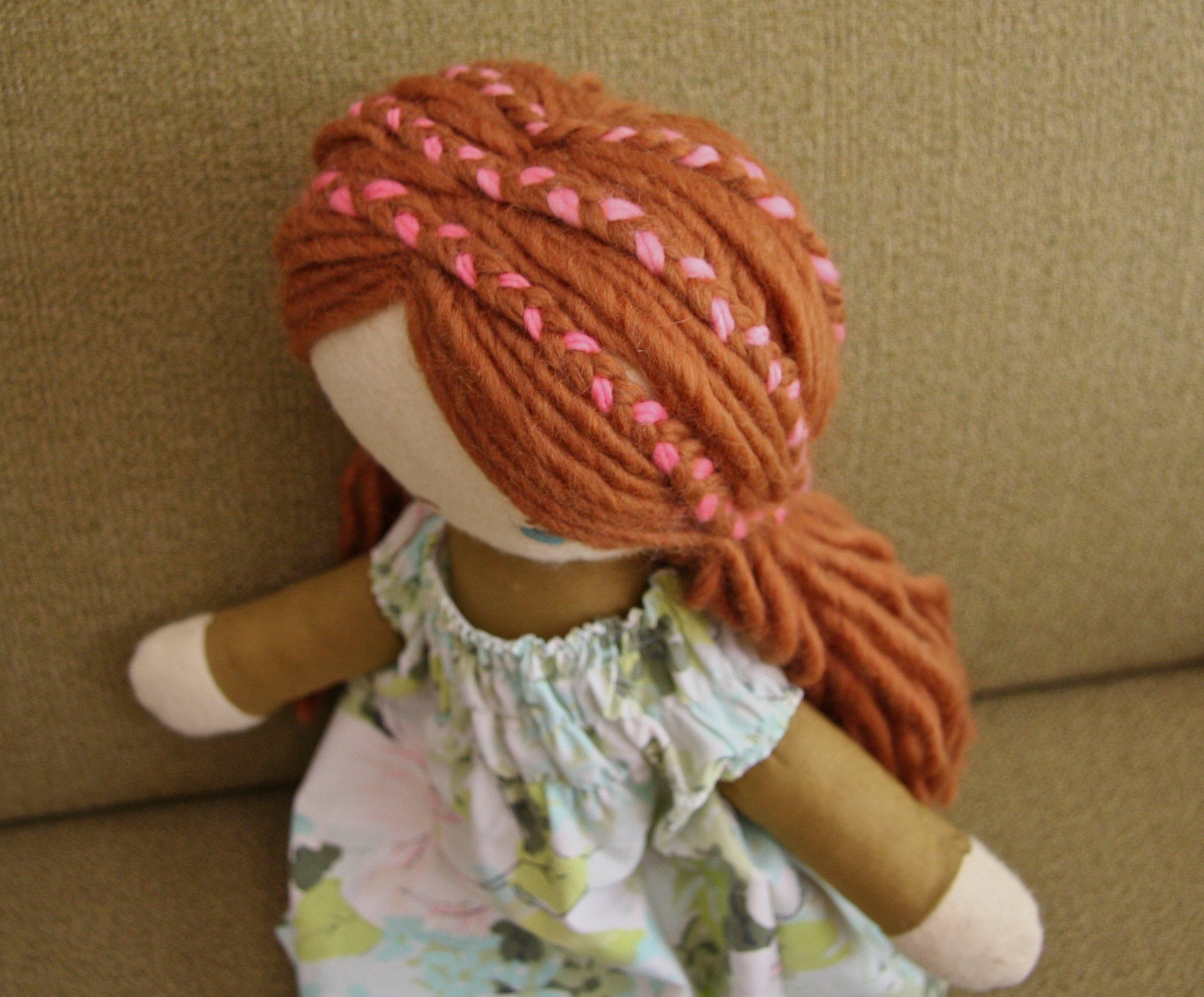 juliet doll braid crown