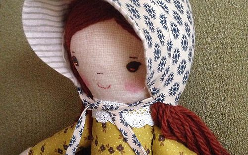 little house on the prairie doll