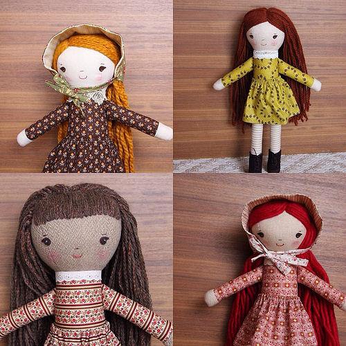 little house on the prairie dolls