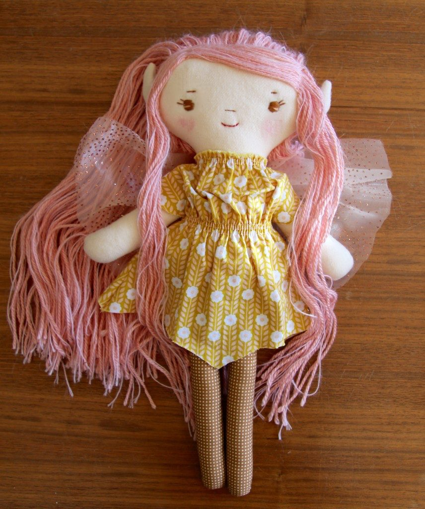 fairy doll at wee wonderfuls