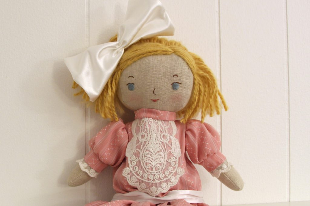 Betsy Tacy Tib dolls